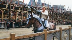 A Knight's Tale Heath Ledger © Columbia Tri-Star