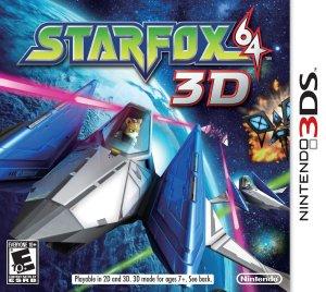 StarFox3D