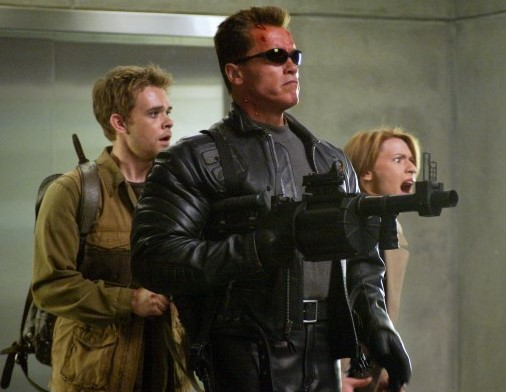 Terminator 3: Rise of the Machines | Tall Writer