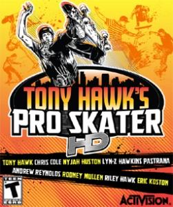 TonyHawkProSkaterHD