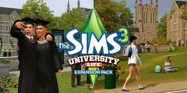 Sims3University
