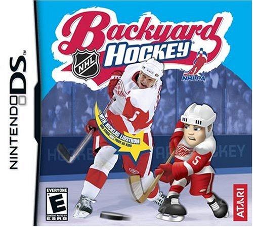 Backyard Hockey DS