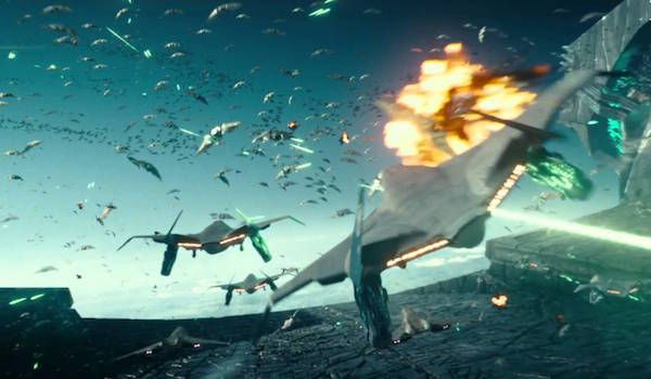 Independence Day Resurgence Tall Writer